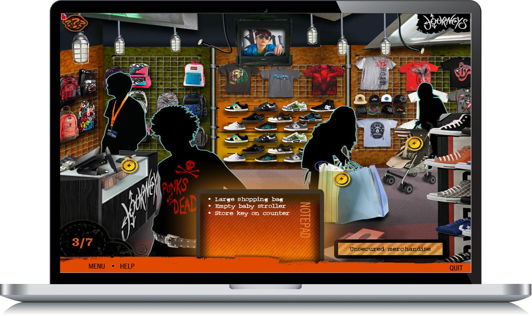 Journeys Retail Sales Training Case Study