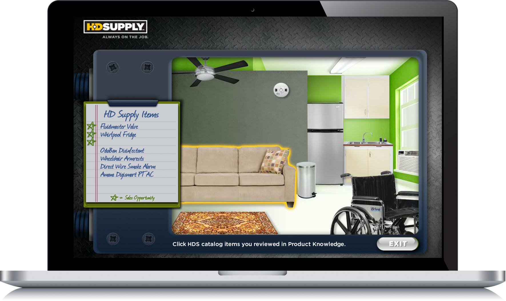 HD Supply Commercial Sales Case Study