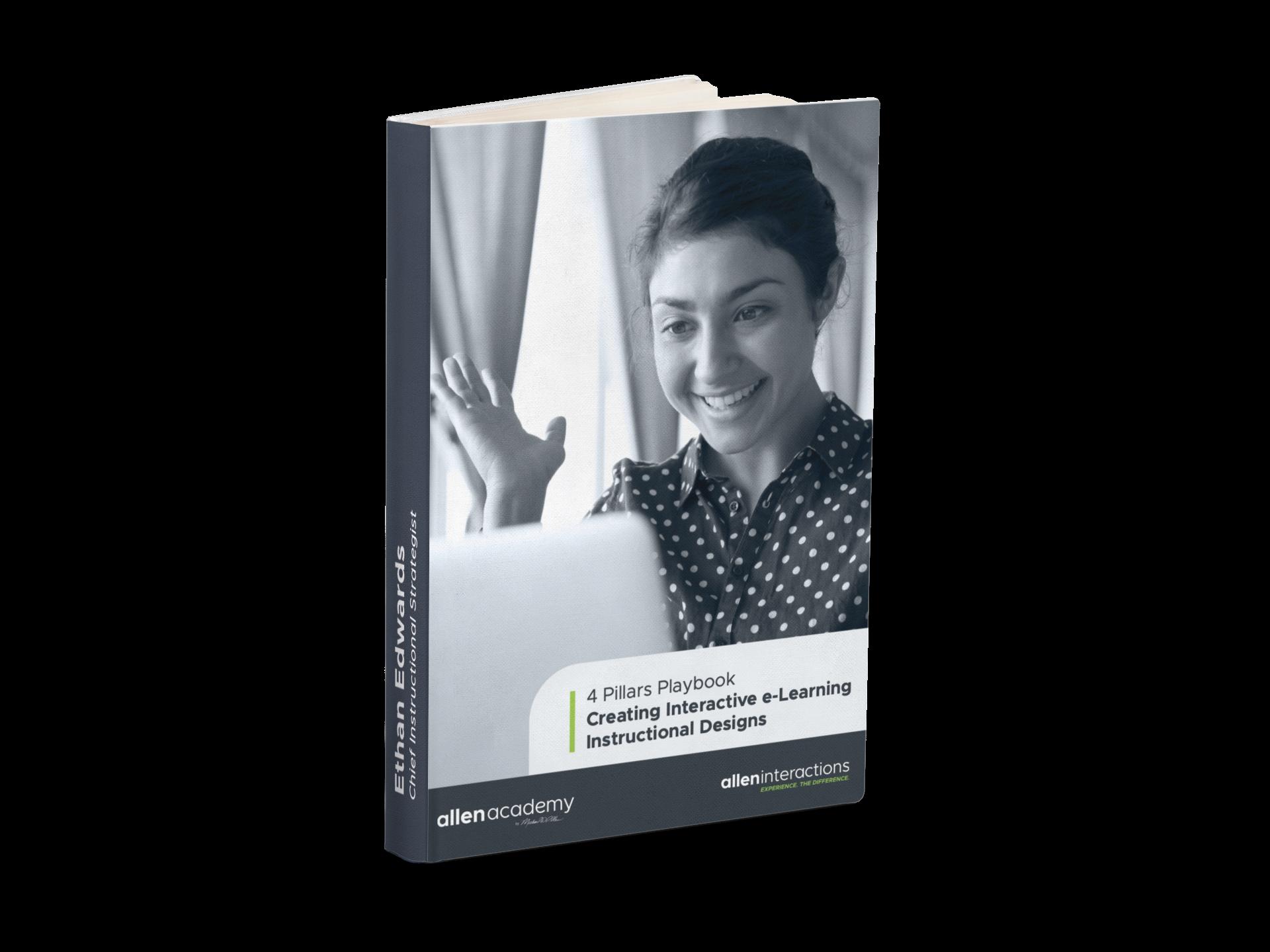 4 Pillars e-book cover 3D