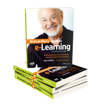 Michael Allen's Guide to eLearning
