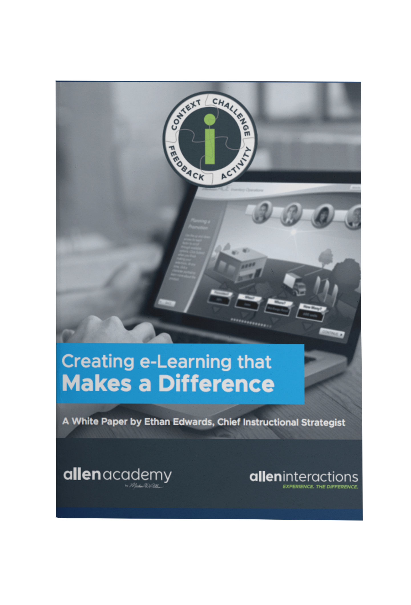 White Paper Creating e-Learning That Makes a Difference