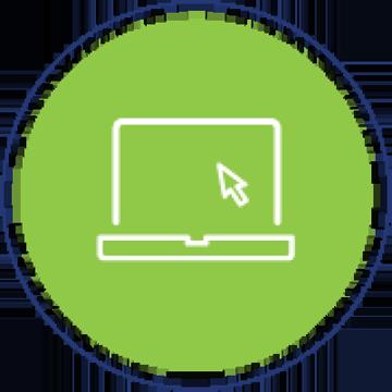 Custom e-Learning Icon