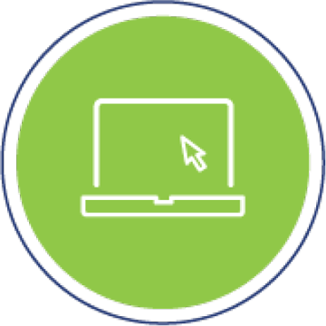 Custom e-Learning Icon